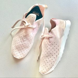 NATIVE Apollo Moc sneakers Pink size 6.5
